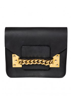 SOPHIE HULME Mini Chain Envelope Bag