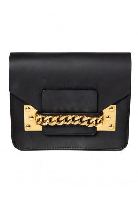 SOPHIE HULME Mini Chain Envelope Bag