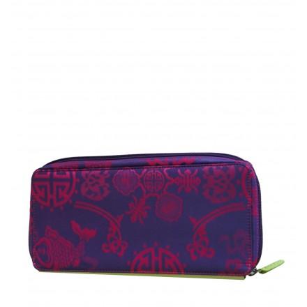 SHANGHAI TANG Clutch Portemonnaie