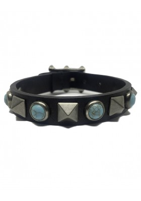 VALENTINO Native Couture Rockstud Rolling Armband