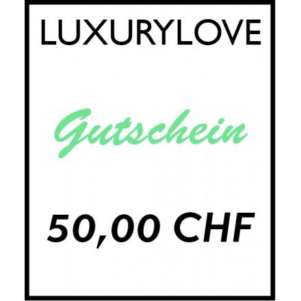 LUXURYLOVE Gutschein