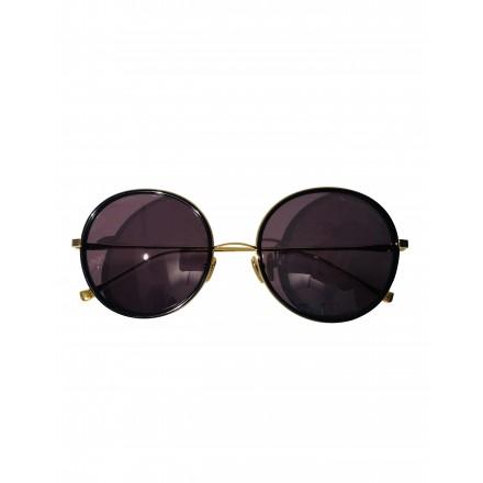 DITA Eyewear Sonnenbrille Freebird vergoldet