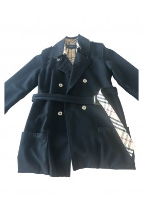 Burberry Trenchcoat schwarz L