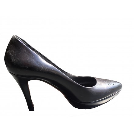 NAVYBOOT - High Heel Plateau Pumps