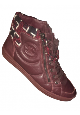 CHNAEL Hightop Sneakers