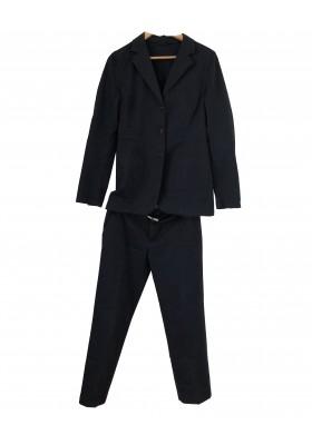 PRADA Anzug schwarz Gr. 42