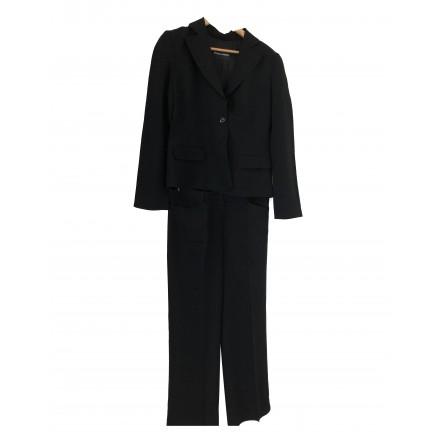 PRADA Anzug schwarz Gr. 42. Guter Zustand
