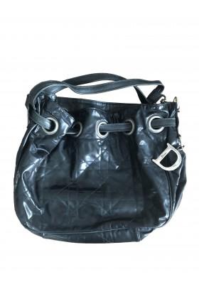 Dior Bucket Bag SCHWARZ. Guter Zustand.