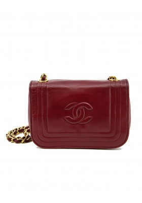 CHANEL Rare Mini Flap Bag 24 Karat