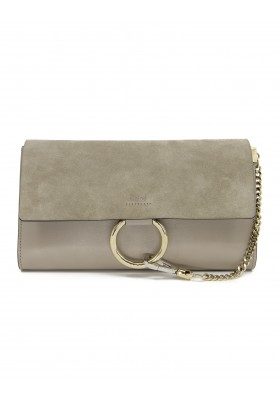 CHLOÉ Faye clutch brand-new
