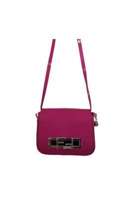 Fendi Bebaguette Bag Pink.Sehr guter Zustand.