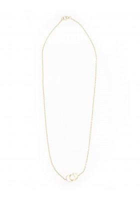 CARTIER Love Halskette 18 Karat Gold