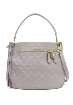 LOUIS VUITTON Empreinte Spontini NM Monogram Taupe