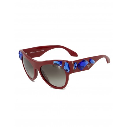 PRADA Sonnenbrille rot