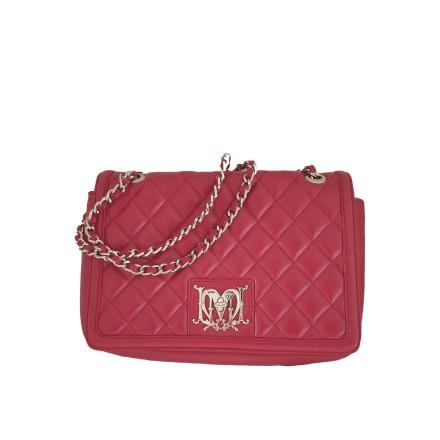 Moschino Handtasche rot