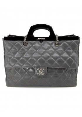 CHANEL Lim. Edition large DELIVERY shopping tote