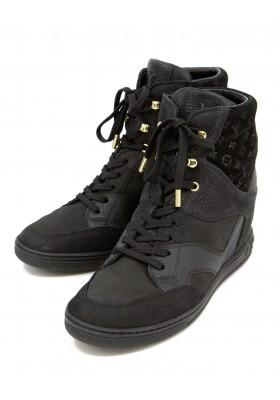 LOUIS VUITTON Sneaker schwarz