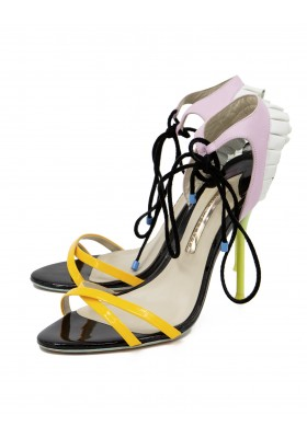SOPHIA WEBSTER Multicolor Sandaletten