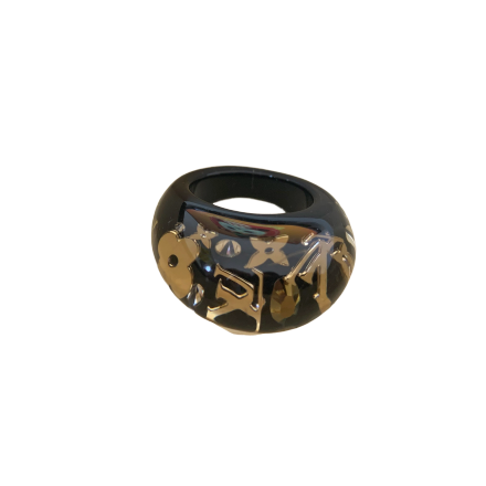 Louis Vuitton Resin Ring. Sehr guter Zustand.