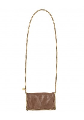 Stella McCartney FALABELLA Crossbody Bag braun klein