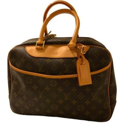 Louis Vuitton Deauville Handtasche. NEU.