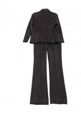 GUCCI Anzug Kostüm Grau. Gr. 38. Sehr guter Zustand.