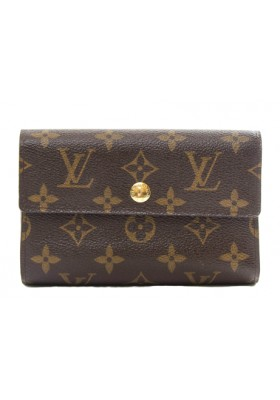 Louis Vuitton Portemonnaie Alexander Monogram