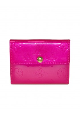 LOUIS VUITTON Ludow Pink Portemonnaie
