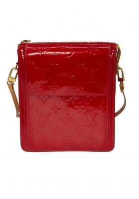LOUIS VUITTON Vernis Mott Monogram Bag