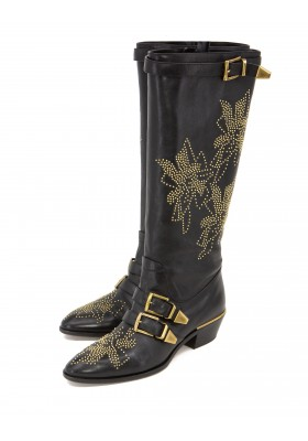 CHLOÉ Susanna rare knee-high boots