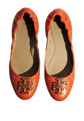 Ballerina Grösse 37, orange