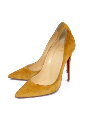 LOUBOUTIN So Kate 120 Suede