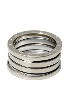 B . ZERO 1 Weissgold Ring