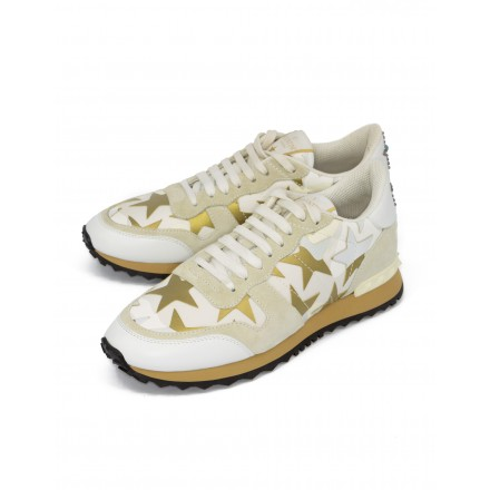 VALENTINO Rocksrunner Sneakers Sterne