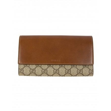 GUCCI Guccissima Portemonnaie gross