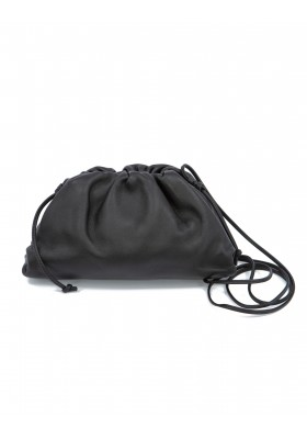 BOTTEGA VENETA The Mini Pouch crossbody bag schwarz. Sehr guter Zustand