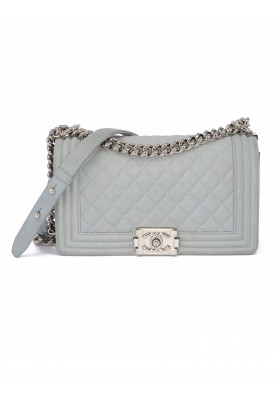CHANEL Medium Boy Bag Caviar
