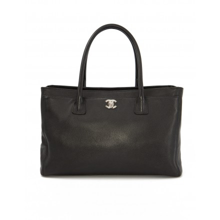 CHANEL Grosse Business Tote & Strap