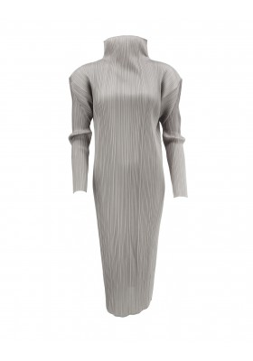 ISSEY MIYAKE Pleats please Turtleneck Dress