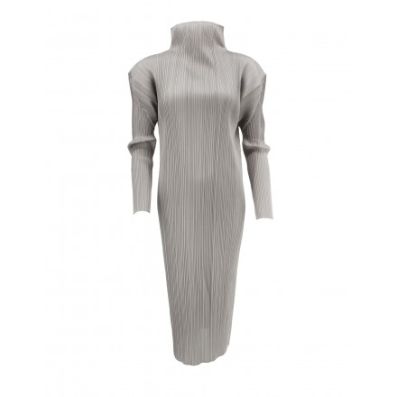 ISSEY MIYAKE Pleats please Turtleneck Dress