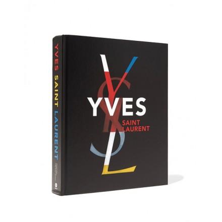 YVES SAINT LAURENT Abrams Coffee Table Book
