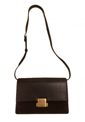 Saint Laurent Crossbody Bag braun. Zustand NEU mit Etikett.