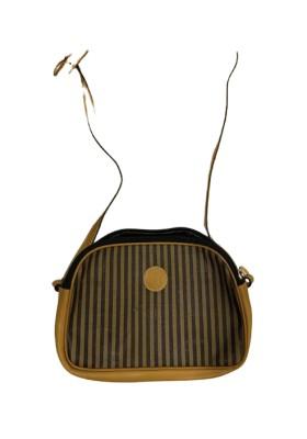 FENDI Vintage Crossbody Bag braun. Sehr guter Zustand