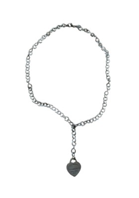 TIFFANY & CO Return to Tiffany Halskette 925er Silber. Guter Zustand