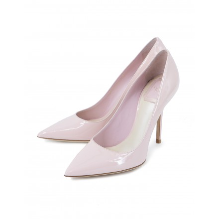CHRISTIAN DIOR Lack Pumps. Rosa. Sehr guter Zustand.