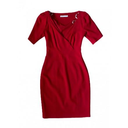 KAREN MILLEN Kleid rot. Gr. 36. Sehr guter Zustand.