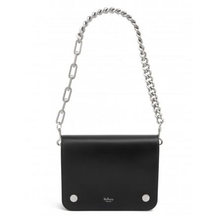MULBERRY The Clifton Bag Leder schwarz. Sehr guter Zustand