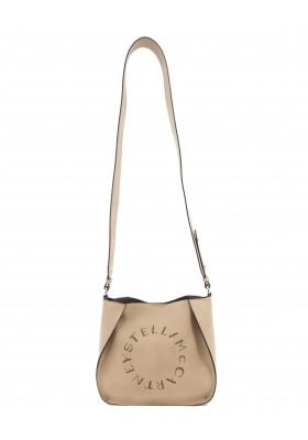 STELLA MCCARTNEY Stella Crossbody Bag beige. NEU