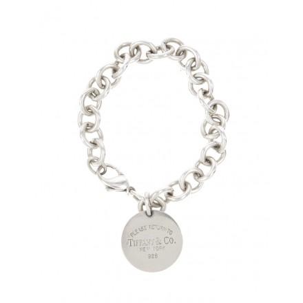 TIFFANY & CO. Return to Tiffany Armband 925er Silber. Guter Zustand