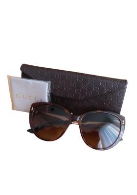 GUCCI Sonnenbrille Damen tortoise braun & Etui. Sehr guter Zustand.